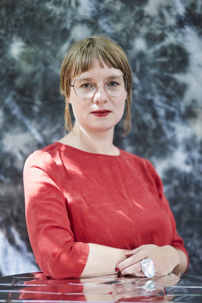 Veronika Wagner beim Burning Issues Treffen in Berlin